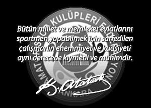 AASKF Atatürk Spor Sözü